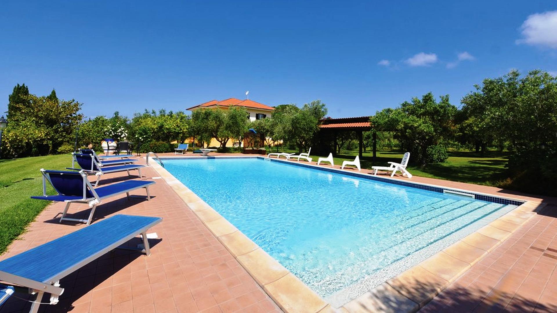 La piscina 2