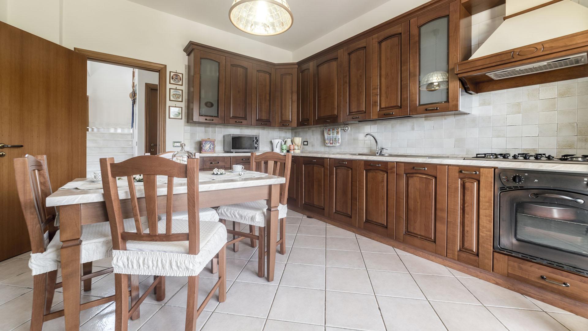 Cucina Villa Troisi 1