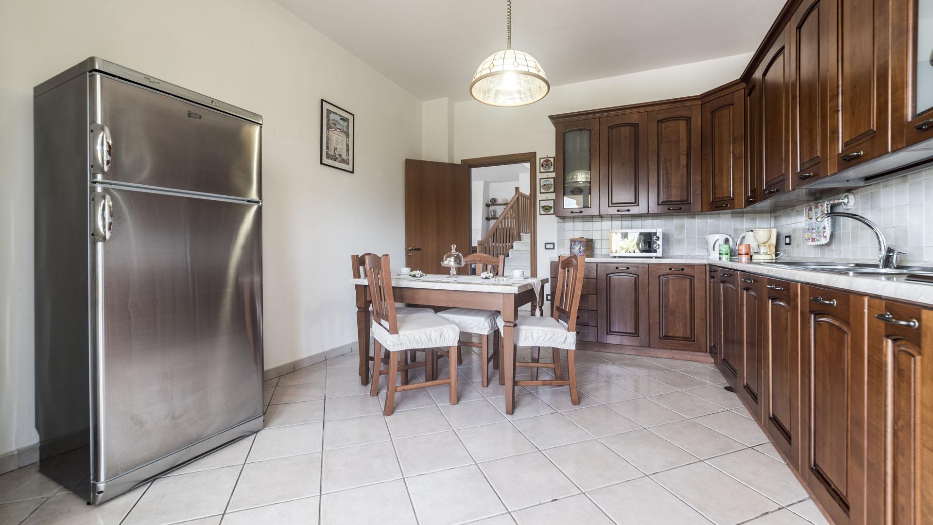 Cucina Villa Troisi 2