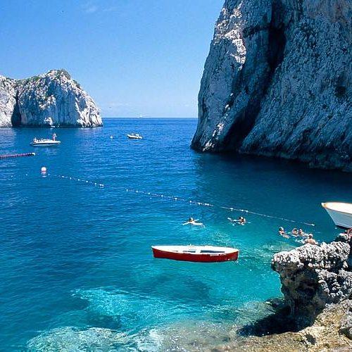 Da Luigi ai Faraglioni - Capri