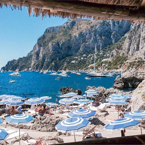 La Fontelina Restaurant - Capri