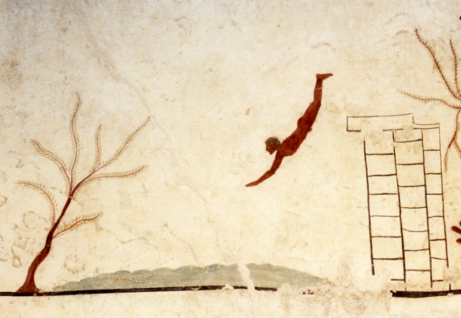 The Tomb of the Diver - Paestum