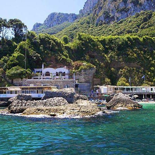 Bagni di Tiberio - Capri
