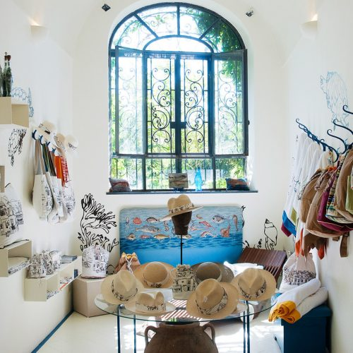 Boutique - Capri