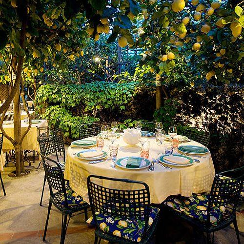 Da Paolino Restaurant - Capri