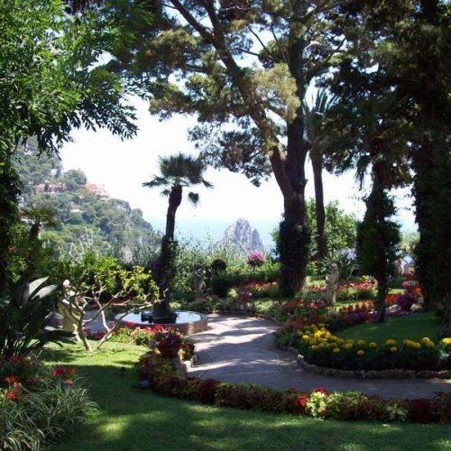 Gardens of Augustus - Capri