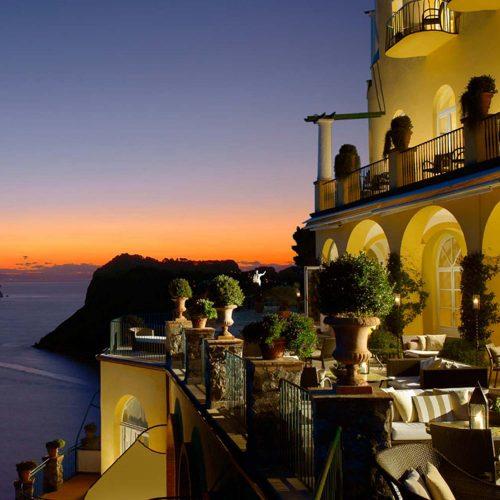 La Terrazza di Lucullo - Capri