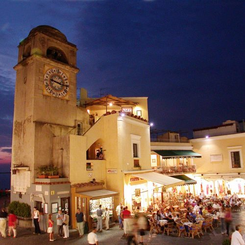 Piazzetta - Capri