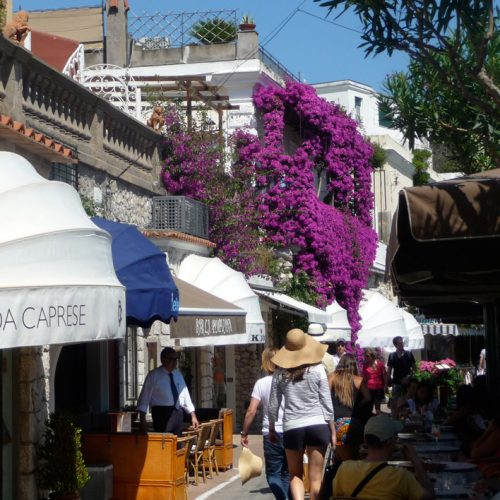 Shopping - Capri
