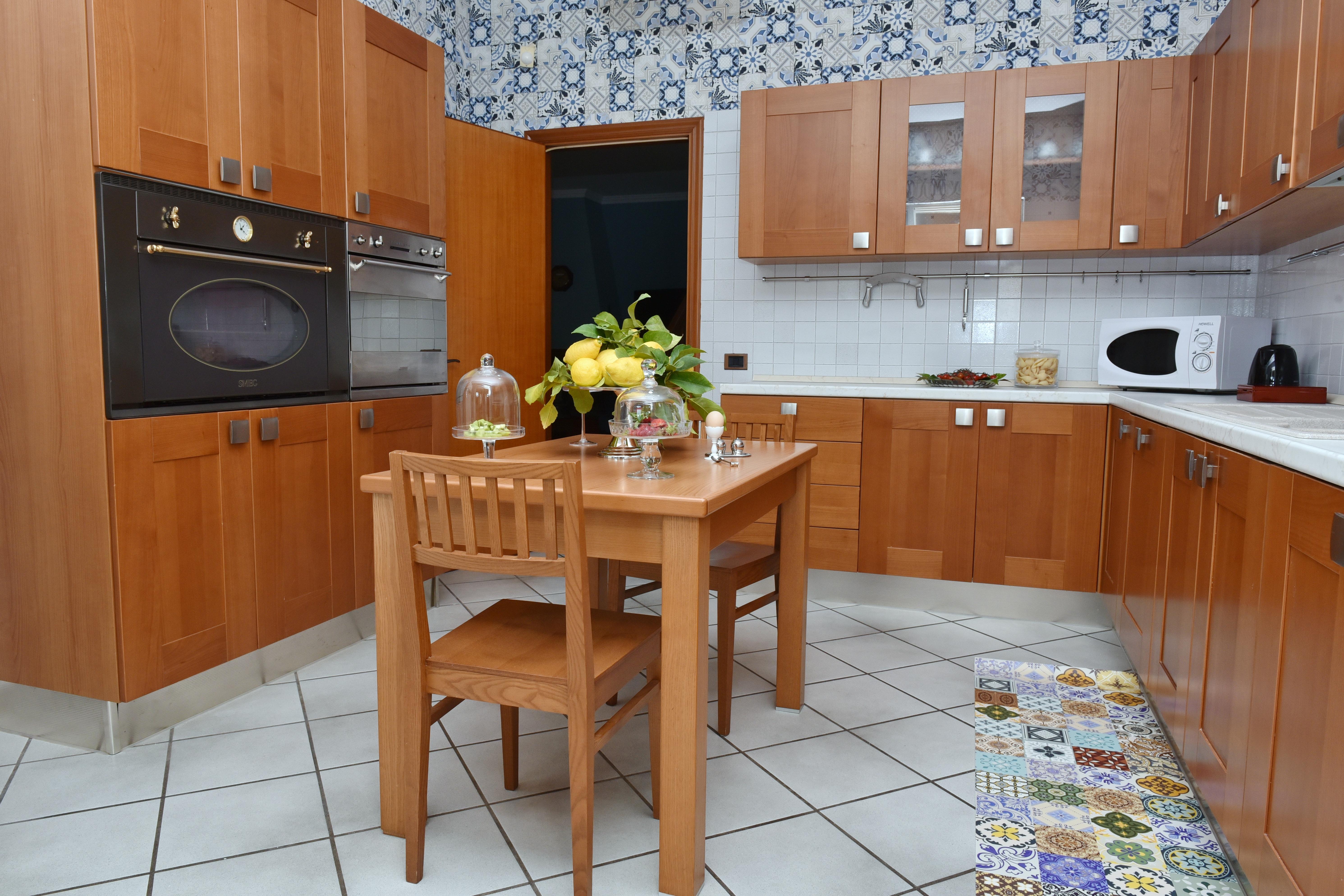 Cucina Villa Belmonte 2